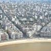 Vista panorámica de un sector de la ciudad oriental, donde el crecimiento no se detiene. Foto: Carlos Contrera/CDF